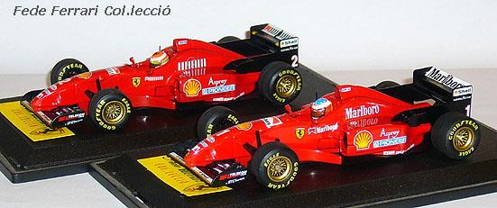 Ferrari F1 1996 2000