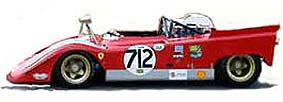 Ferrari 712 Can Am 1971